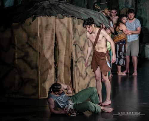 Dés László – Geszti Péter – Békés Pál: A dzsungel könyve Rendezte: Major Tamás