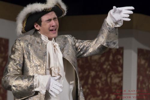 Molière: KényeskedőkRendezte: Major Tamás